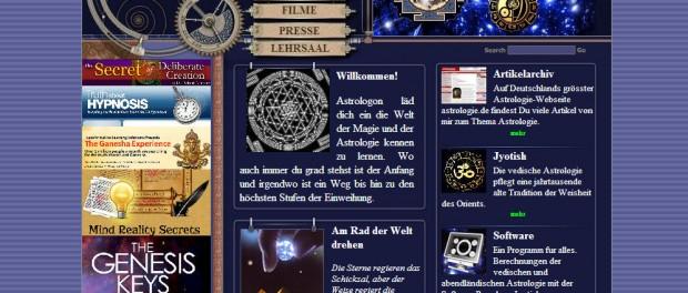 astrologie berechnen das astrowetter bei. Black Bedroom Furniture Sets. Home Design Ideas